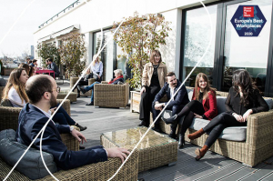 Classement Great Place To Work - Europe